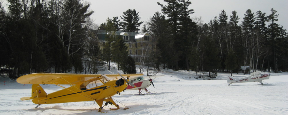 The Woods Inn Winter Airport
