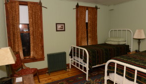 Room #104 Hess Camp $125