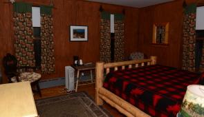 Room #207 The Adirondack $185