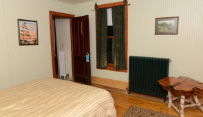 Room #103 Beckers' Balcony $185